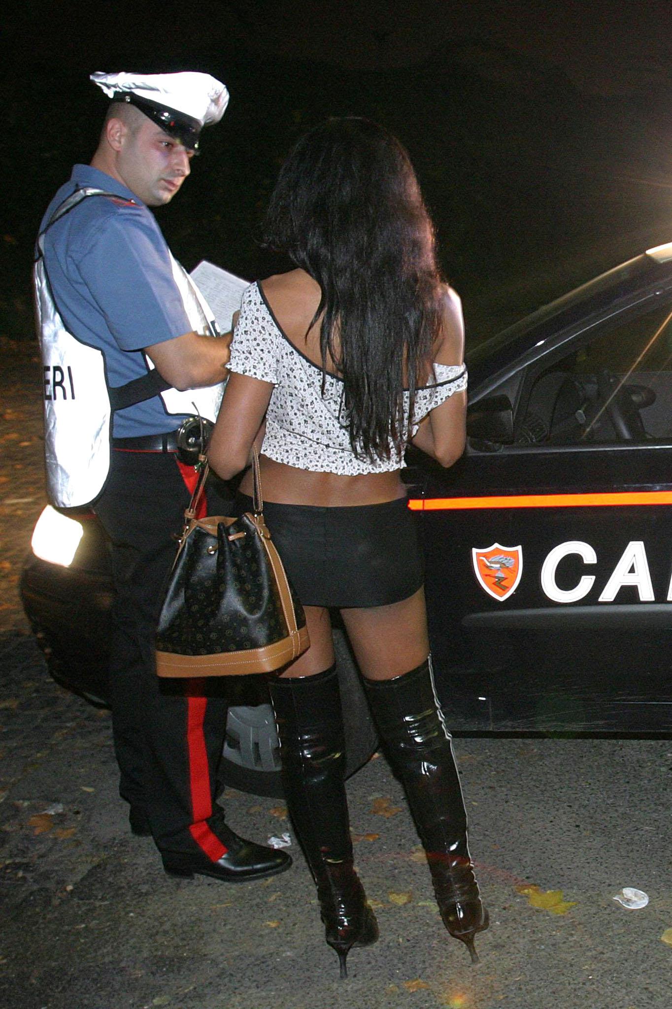 To prostitute